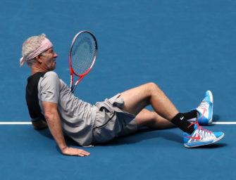 """John McEnroe im Interview: """"Hey, ich war die Nummer eins"""""""