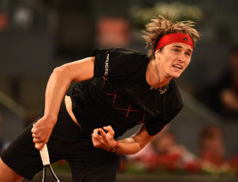 Madrid: Zverev im Halbfinale, Thiem schlägt Nadal