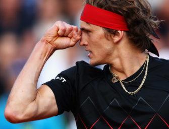 """Zverev übernimmt Führung im """"Race to London"""" – Nadal an Spitze der Weltrangliste"""