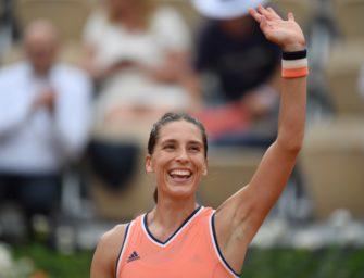 French Open: Vintage-Petkovic rettet deutschen Tag