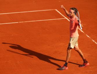 French Open: Spiel gedreht! Zverev kämpft sich in Runde 3