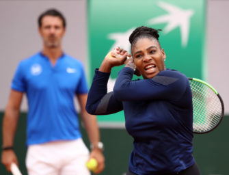 French Open: Serena Williams droht ein Hammer-Los