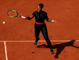 Podcast aus Paris, Tag 3: Der große Auftritt Serena Williams