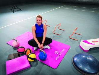 Fitness mit Carina Witthöft