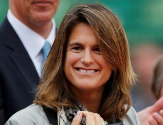 Als erste Frau: Mauresmo übernimmt Frankreichs Davis-Cup-Team