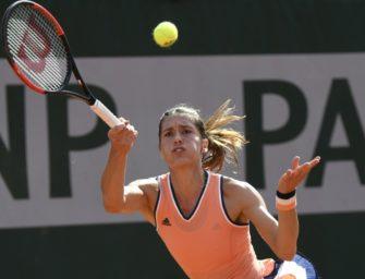French Open: Angeschlagene Petkovic verliert gegen Halep