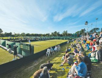Qualifikation in Wimbledon: Die große Gartenparty