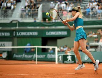French Open: Mitfavoritin Svitolina scheitert in Runde drei