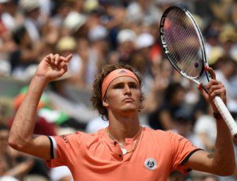 Zverevs selbstbewusste Worte vor Wimbledon
