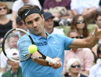 98. Titel: Federer siegt erstmals in Stuttgart