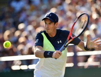 Erster Sieg nach Comeback: Murray lässt Wawrinka keine Chance