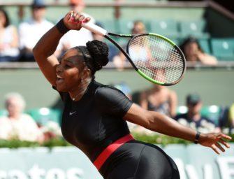 French Open: Williams-Schwestern im Doppel ausgeschieden