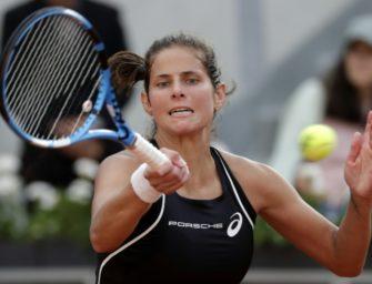 Görges gegen Serena Williams ohne Chance