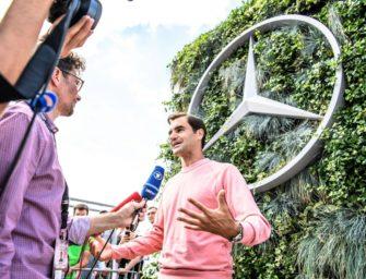Federer verdrängt noch mögliche Nummer-1-Rückkehr