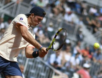 French Open: Marterer nach Sieg gegen Zopp vor Duell mit Nadal