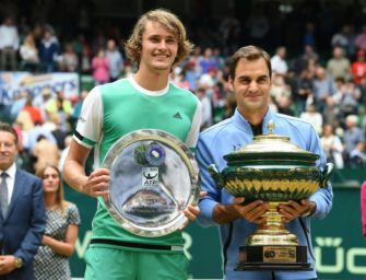 ATP-Turnier in Halle: Zverev gegen Angstgegner Coric