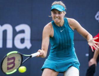 WTA: Lottner scheitert auf Mallorca