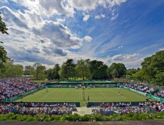 Exhibitions in Edel-Clubs: Das machen die Stars vor Wimbledon