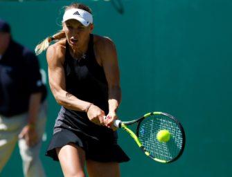 Wimbledon-Generalprobe geglückt: Wozniacki siegt in Eastbourne