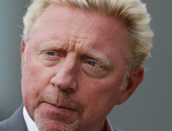 Beckers Diplomatenpass offenbar eine Fälschung