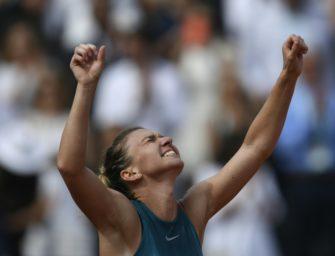 French Open: Halep gewinnt ersten Grand-Slam-Titel