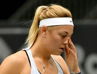 Nächstes Erstrunden-Aus für Carina Witthöft