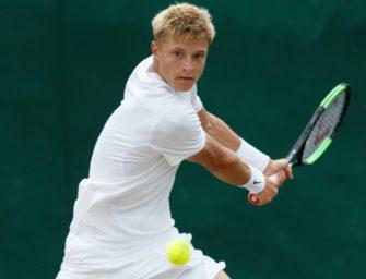 Australian Open-Quali: Nur Molleker schafft es