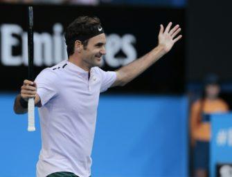 Stuttgart: Federer schlägt bei seiner Rückkehr Mischa Zverev