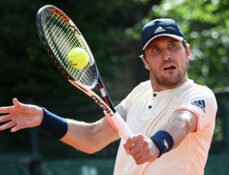 Saisonpremiere: Mischa Zverev in Eastbourne im Halbfinale