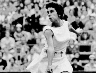 Brasiliens Tennis-Königin Maria Bueno gestorben