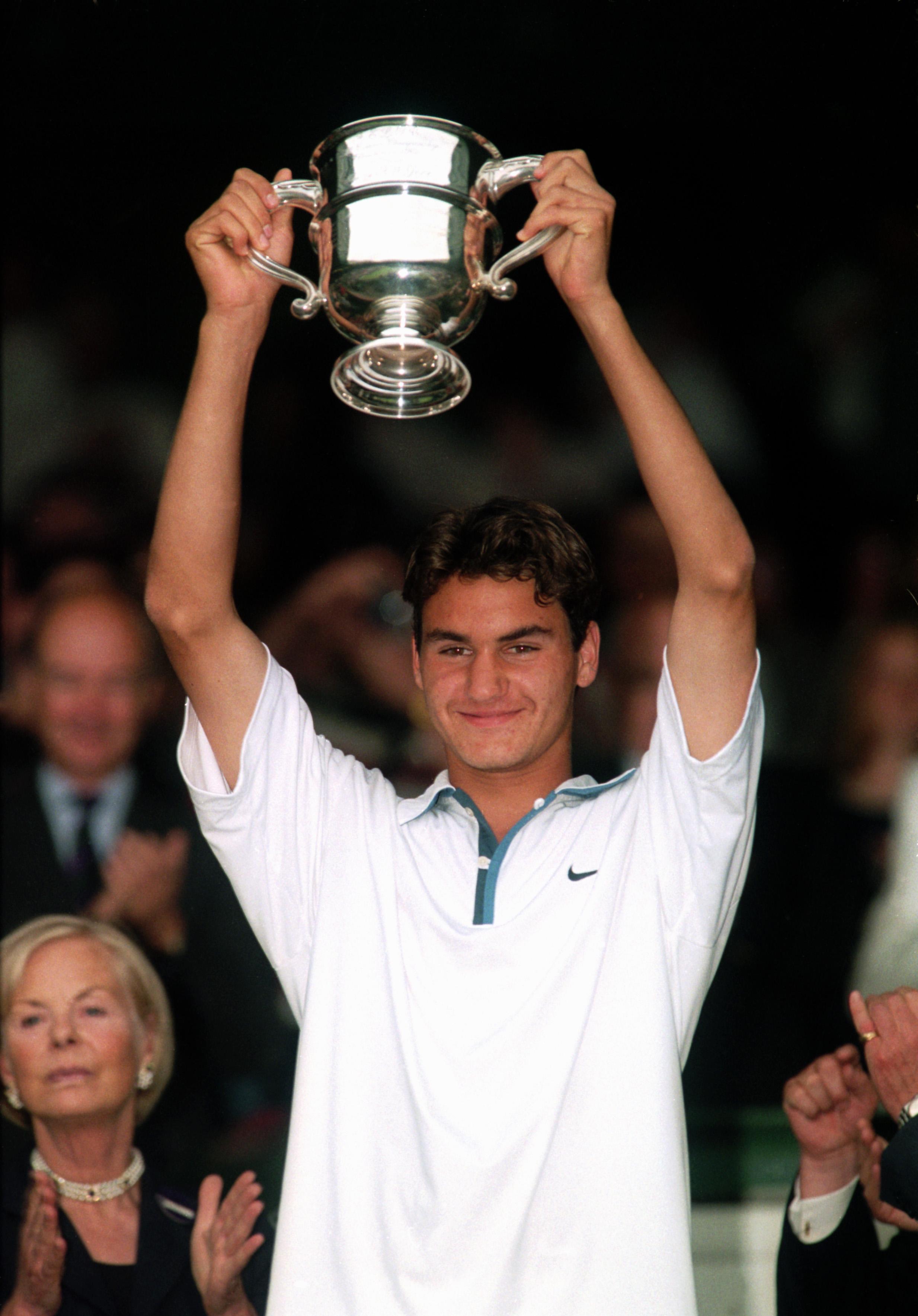 Roger Federer - tennis MAGAZIN