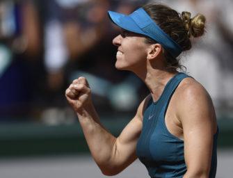 Simona Halep vor French Open-Finale: Gegen jeden Fluch