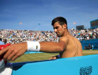 Novak Djokovic vor Wimbledon: Wenn die Symbiose gelingt