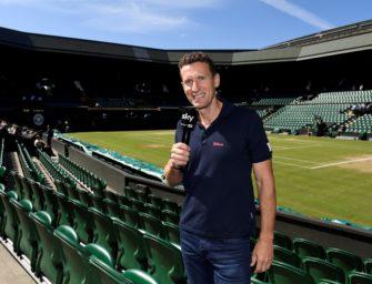 """Kühnen über Wimbledon: """"Plötzlich marschierte McEnroe ein"""""""