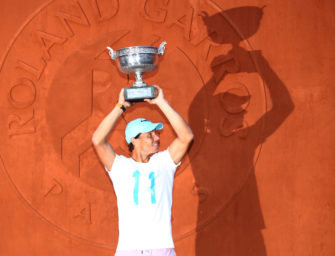 Es gibt nur einen Sandplatzgott – Rafael Nadal