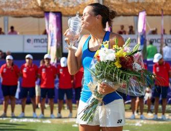 Premiere: Tatjana Maria feiert auf Mallorca ersten Turniersieg