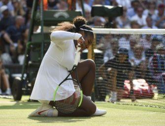 "Serena Williams beklagt ""Diskriminierung"" bei Dopingkontrollen"