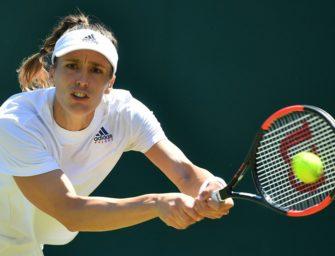Wimbledon: Petkovic in Runde zwei, Lottner und Barthel raus