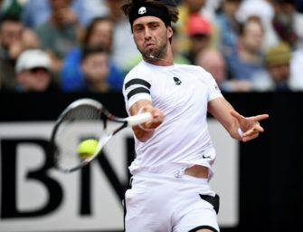 Rothenbaum: Endspielsieg für Qualifikanten Basilashvili
