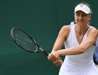 Wimbledon: Barthel in Runde eins ausgeschieden
