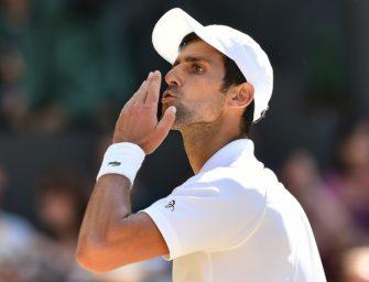 Djokovic gewinnt zum vierten Mal in Wimbledon