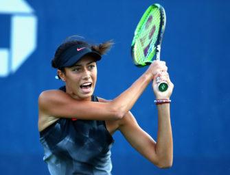 Neues Wunderkind? Danilovic erste WTA-Siegerin des neuen Jahrtausends