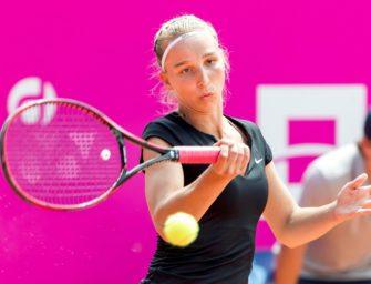 Korpatsch verpasst Viertelfinale in Gstaad