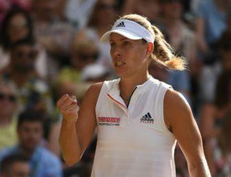 Wimbledon-Siegerin Angelique Kerber von A bis Z
