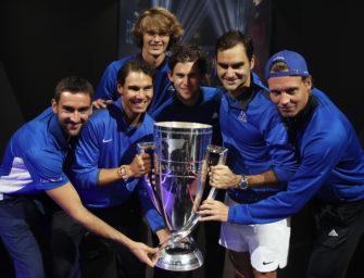Laver Cup findet nun jedes Jahr statt