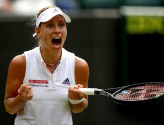 Im Viertelfinale: Wimbledon-Reise von Kerber und Görges geht weiter