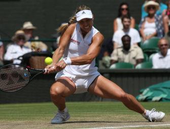 Kerber vor Wimbledon-Finale: Ein neues Limit setzen