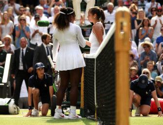 Williams zu stark! Görges verpasst Wimbledon-Finale