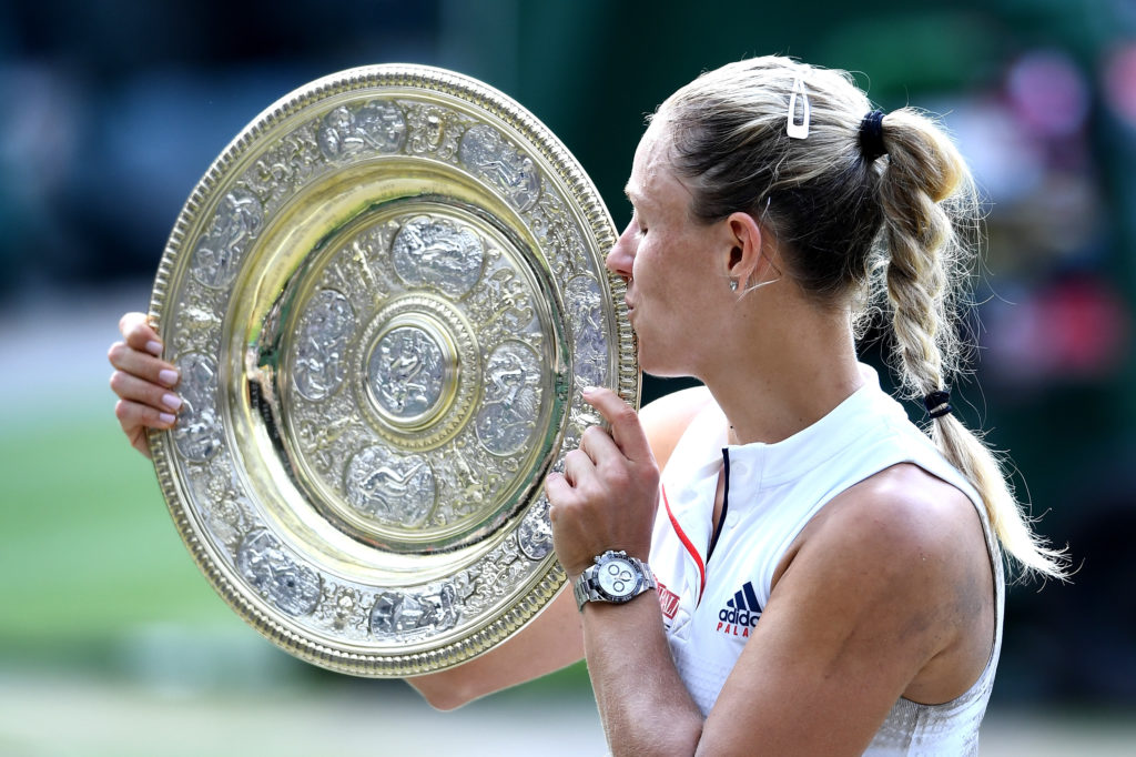 Kerber Gewinnt Wimbledon