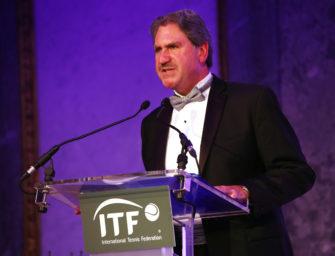 """David Haggerty: """"Wir sichern so die Zukunft des Davis Cups"""""""